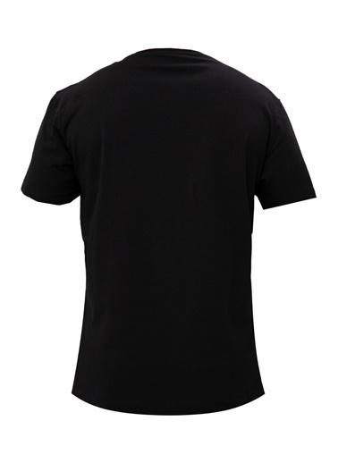 Lufian Tişört Siyah